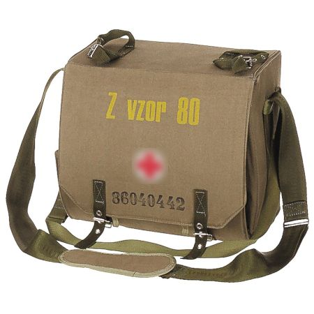 Army first aid kit - Czech Republic
