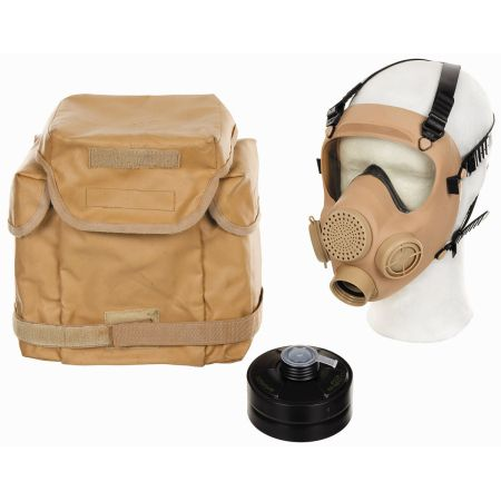 Army gas mask MP5 - Poland - NEW
