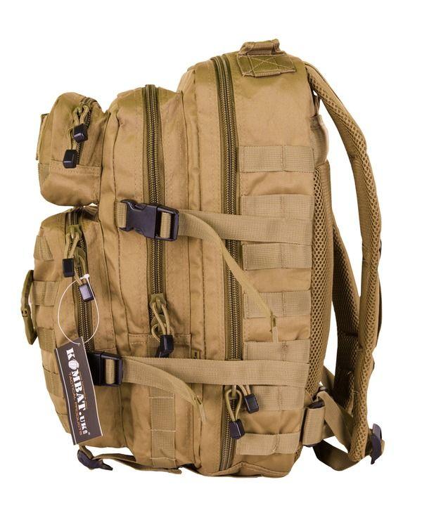 d97e26e00ef Тактическа раница - Спец операции, 28 литра, Койот