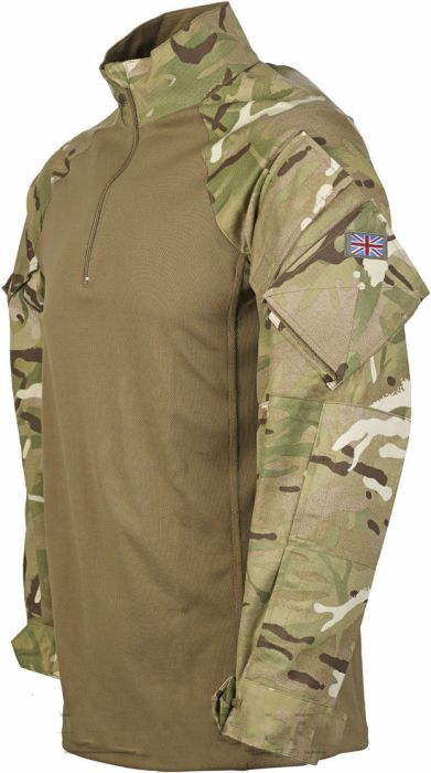 UK Army Combat shirt MTP  UBACs