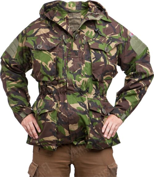 DPM Jacket - British army
