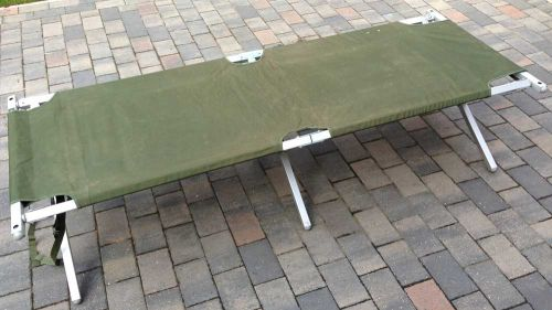 UK Army COT bed - Used, Grade 1