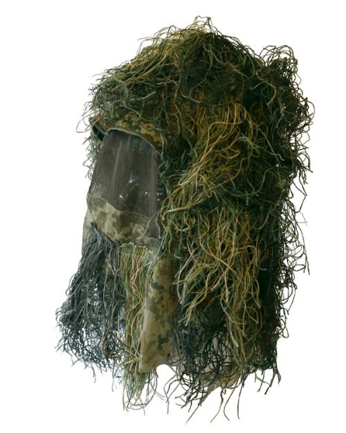 Ghillie Hat