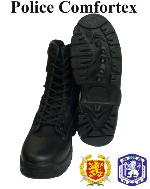 Police Boots - Jolly Netwalk Comfortex, France