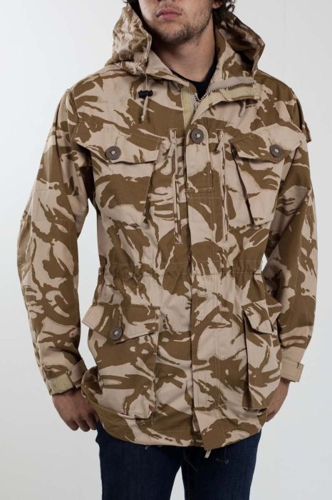 British army desert smock