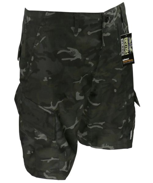 ACU Shorts - BTP Black