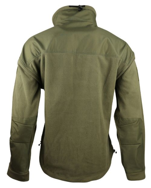 Defender Tactical Fleece - Olive green