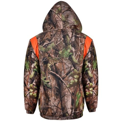 Winter waterproof hunting jacket