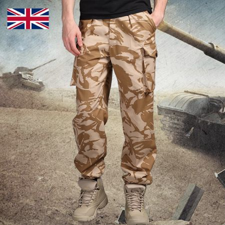 British army combat trousers Desert - NEW