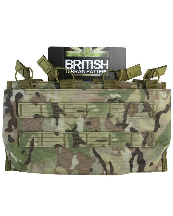 QUAD Sleeve Mag Pouch - Black