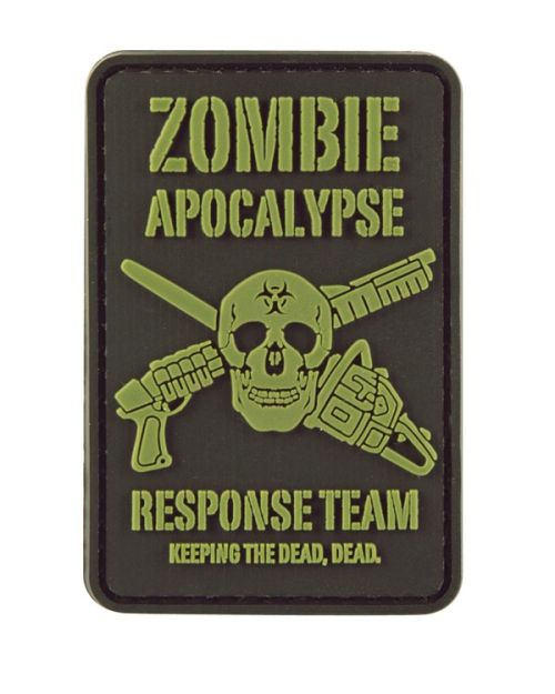 Zombie Apocalypse Patch