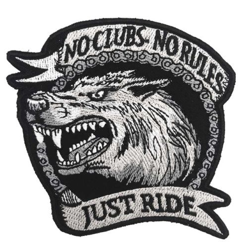 Iron badge / patch - WOLF