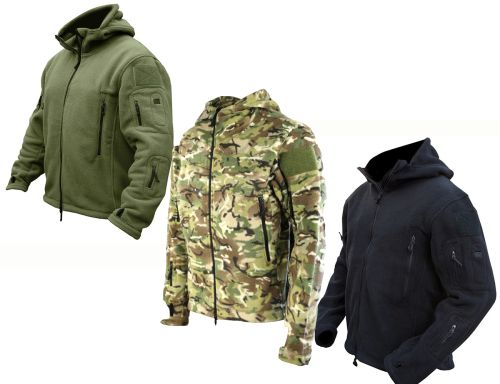 Recon Tactical Hoodie - Black