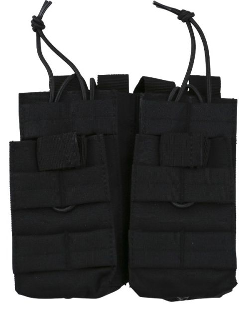 Double Duo Mag Pouch - Black