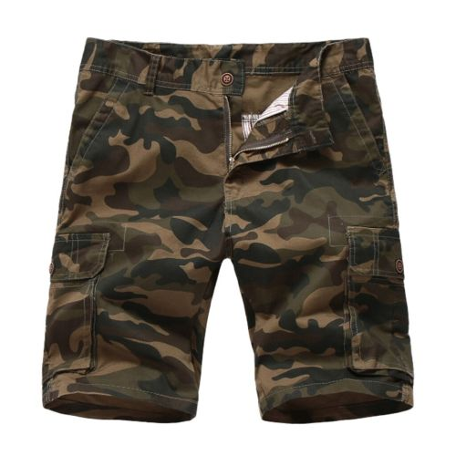 Camo shorts - YES DESIGN