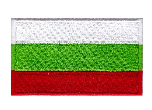Iron Patch - Bulgarian flag