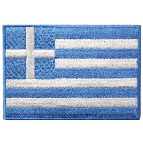 Iron Patch - Greek flag