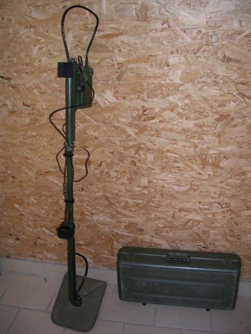 Detector for infantry mines, metal detector DHPM-1A