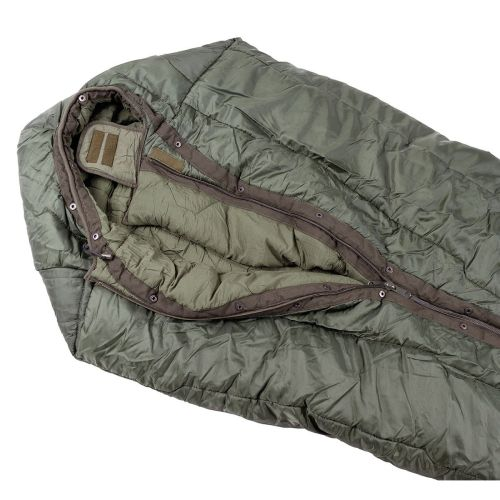 NL army arctic sleeping bag - Used, Top Grade