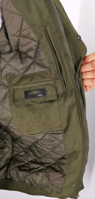 Winter, hunting suit olive green, waterproof