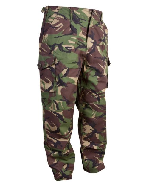 British army combat trousers DPM(Woodland), Grade 1