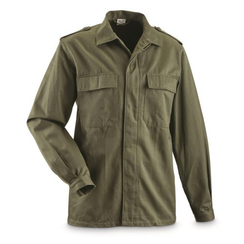 BE Field Shirt, OD green - Germany