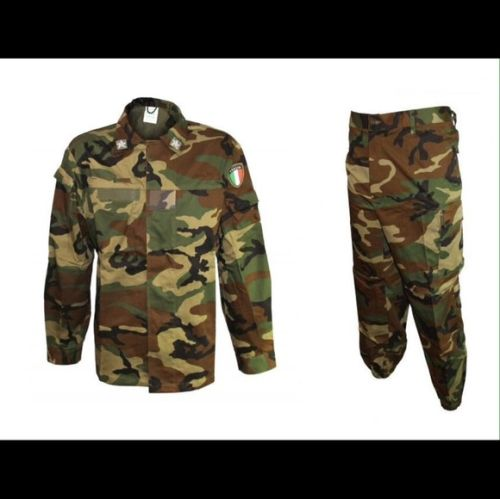 IT Field Suit, camo, (jacket and pants)