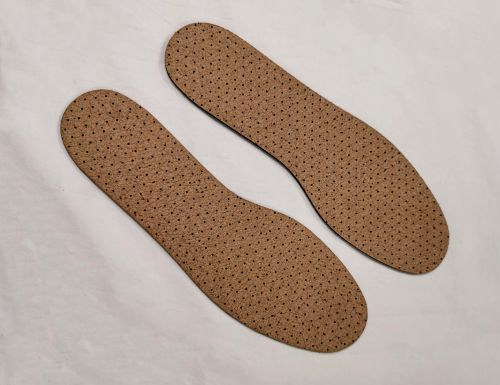 Leather insoles for military shoes - 41/42
