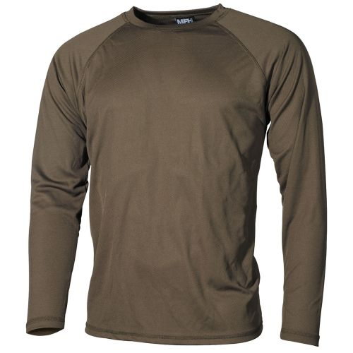 US Undershirt, Level I, GEN III, OD green