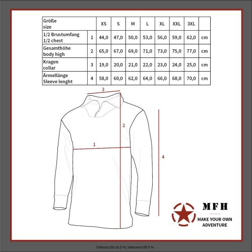 US Undershirt, Level II, GEN III, OD green
