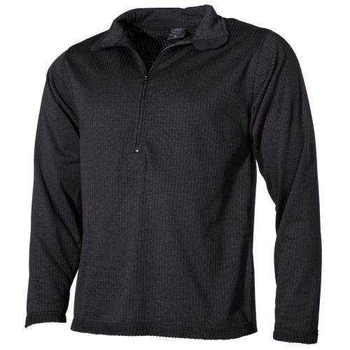 US Undershirt, Level II, GEN III, Black
